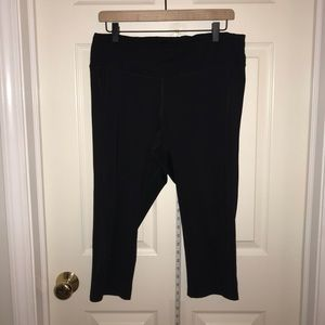 Active Workout (XL) Cropped Pants